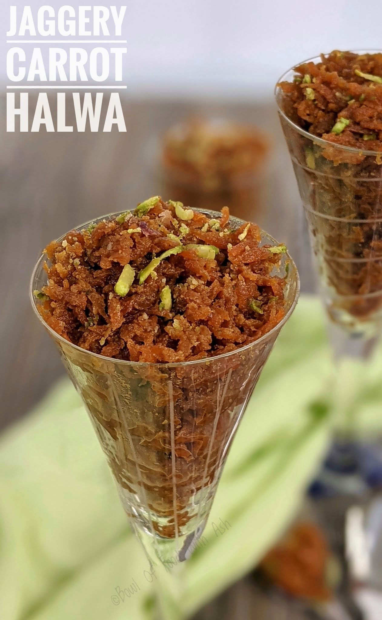 Jaggery Carrot Halwa Recipe | How To Make Gud Aur Gajar Ka Halwa