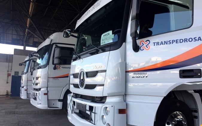 Transpedrosa abre vagas para agregados em 11 cidades