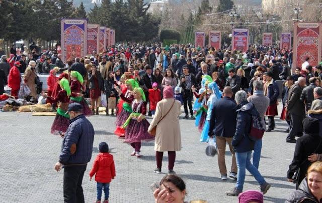 Azerbaiyán informa muerte por coronavirus y cancela Nowruz