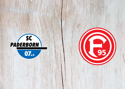 Paderborn vs Fortuna Düsseldorf -Highlights 26 October 2019