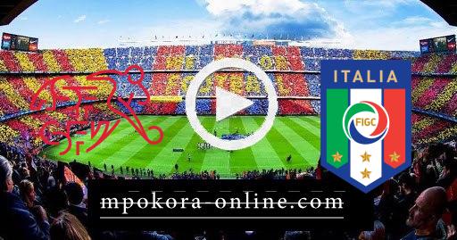 نتيجة مباراة ايطاليا وسويسرا كورة اون لاين 16-06-2021 يورو 2020