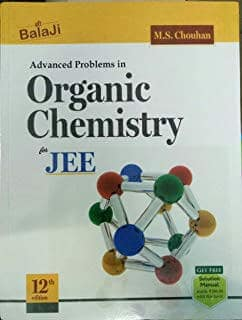 ADVANCED PROBLEMS IN ORGANIC CHEMISTRY BY BALAJI