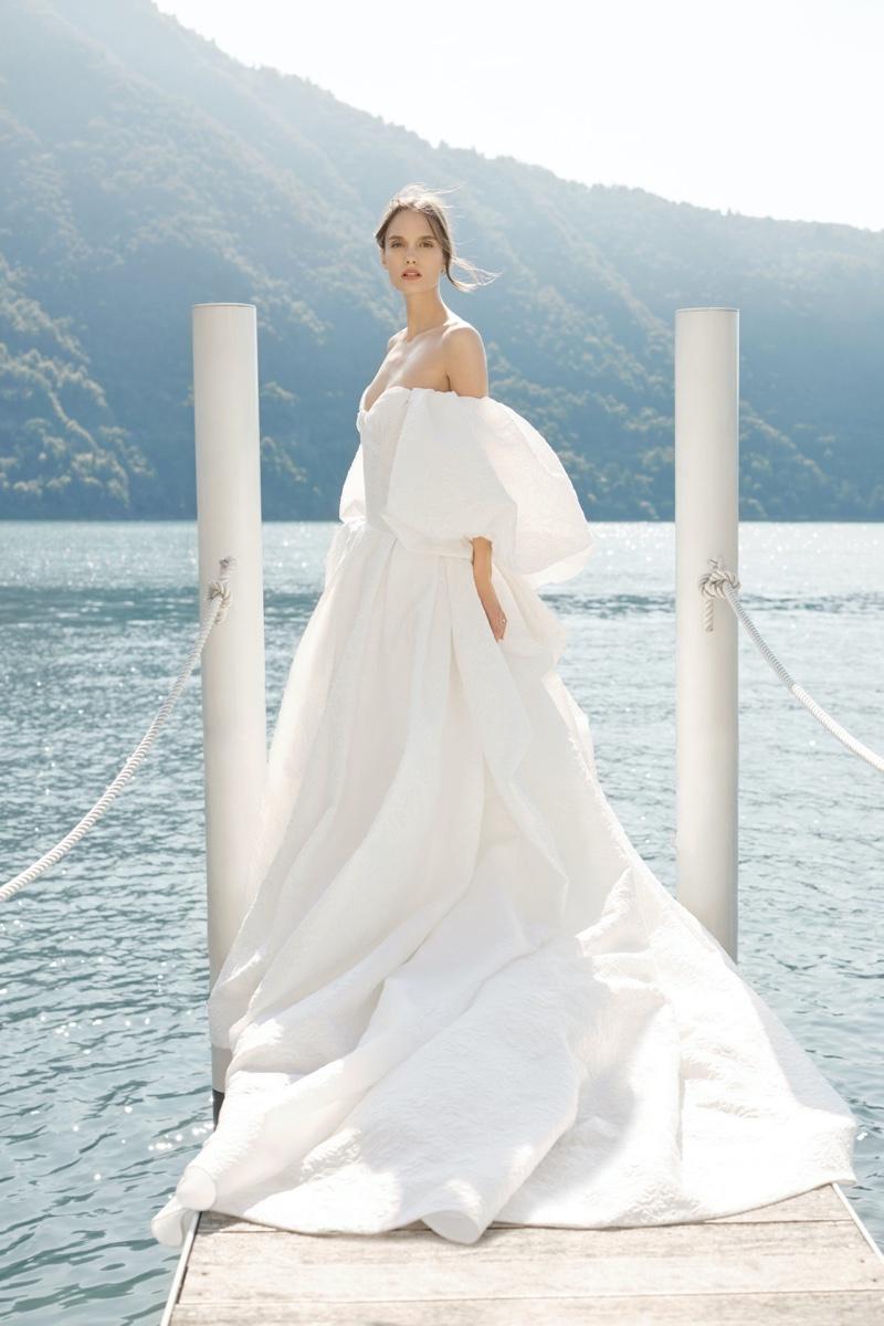 Monique Lhuillier Bridal Fall Winter 2020 Collection