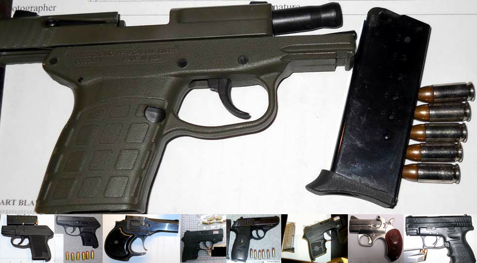 TSA: Record 65 Firearms Discovered In Carry-on Bags