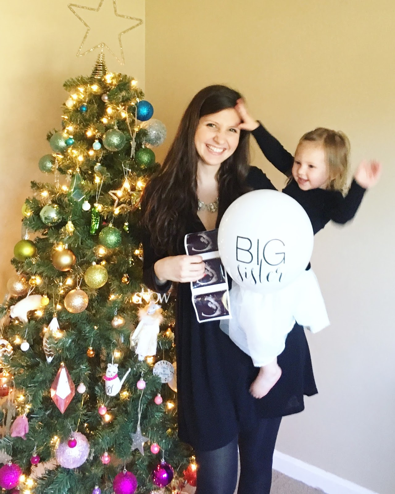 The More the Merrier Announcing Baby Noel 2 – Announcing Baby