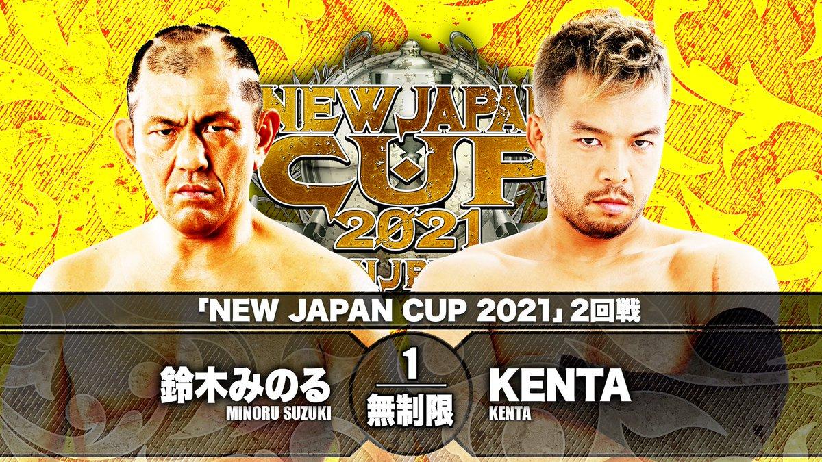 Cobertura: NJPW New Japan Cup 2021 – Day 07 – Tiro certo!