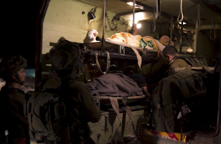 Israel Treating Thousands Of Syrians Injured In War