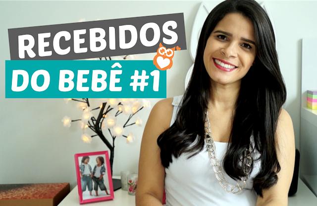 Recebidos do bebê: Xique Xique Brasil | Enxoval