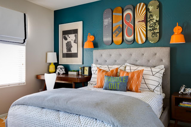 Bedroom Wall Decoration Images