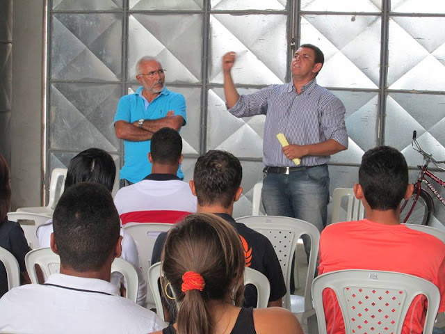"""""""Repórter do Povo"""" Daniel Marques lança pré-candidatura a vereador pelo PSD  em Delmiro Gouveia"""