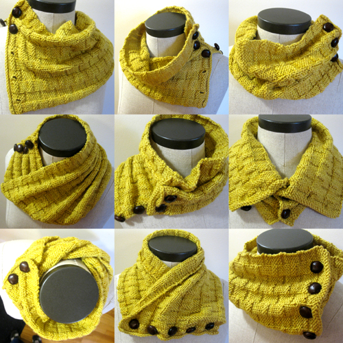 Yellow Brick Road - Free Pattern