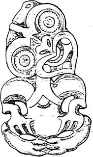 Simbolos maoríes y su significado hei-tiki