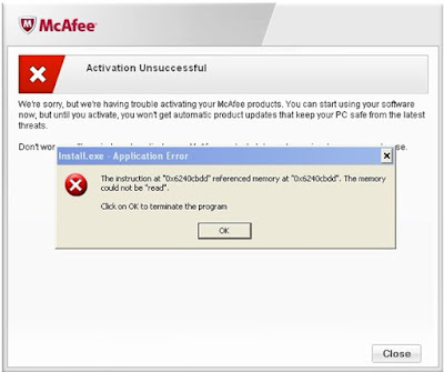 McAfee com/activate