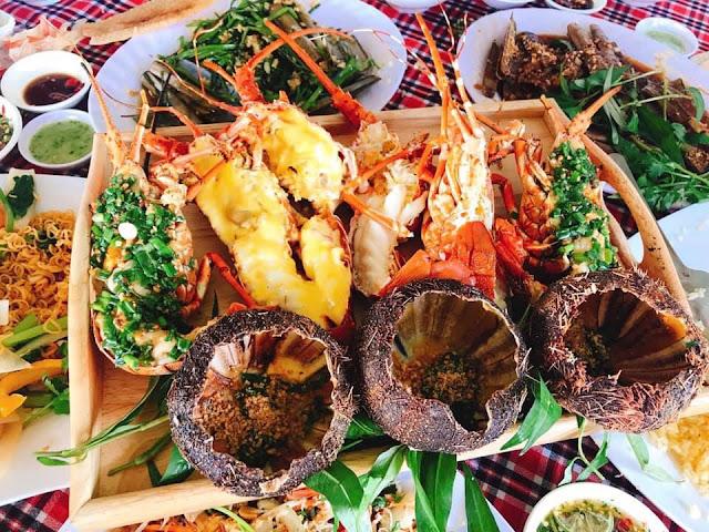 Nhà Hàng Quang Anh - The Local