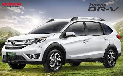 Honda BRV Terbaru 2017