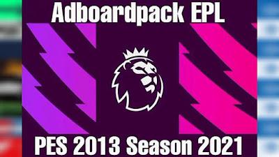 Adboard Pack English Premier League V1