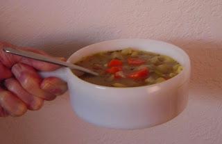 My Special Lentil Soup