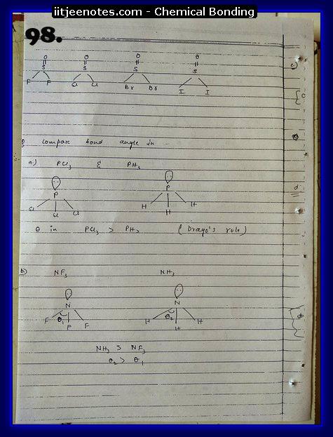Chemical-Bonding Notes class 11-