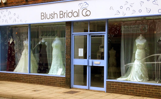 Frivolous Friday: High Streets and Wedding Dresses.