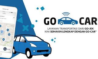 Order Go-Car yang Datang Jemput Malah Taksi Konvensional GR, Kok Bisa?