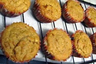 marmalade muffins