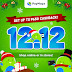 Get Your Christmas Shopping A Flick of the best deals during the 12.12 sale with your PayMaya!