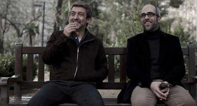 filme espanhol O que os homens falam, na Amazon