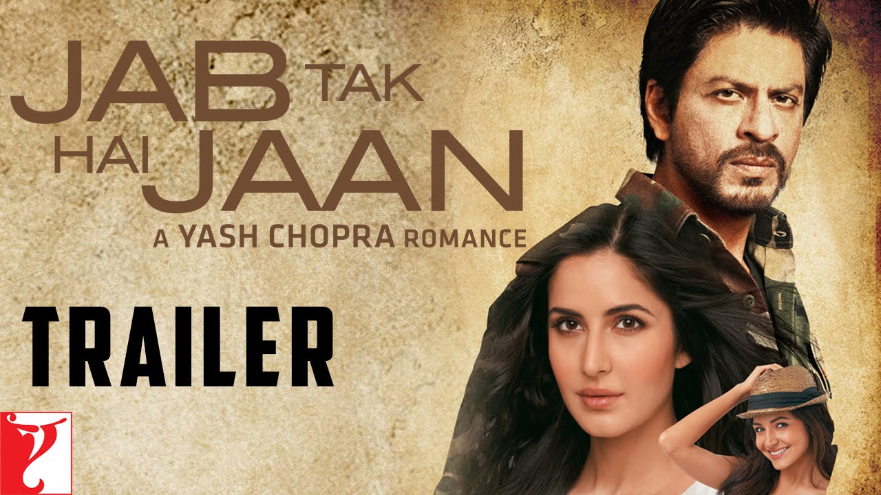 Jab Tak Hai Jaan Poem Lyrics Written in Hindi