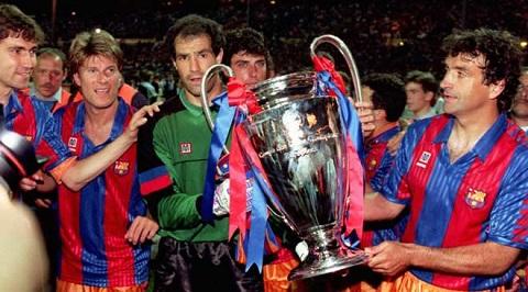 Barca chiến thắng đầy thuyết phục đoạt ngôi vương trước Juventus