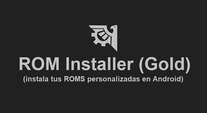 ROM İnstaller Gold v1.3.6.0 APK