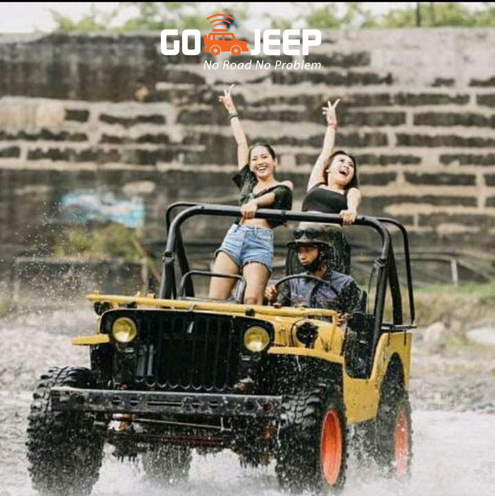 harga sewa jeep merapi lava tour jogja