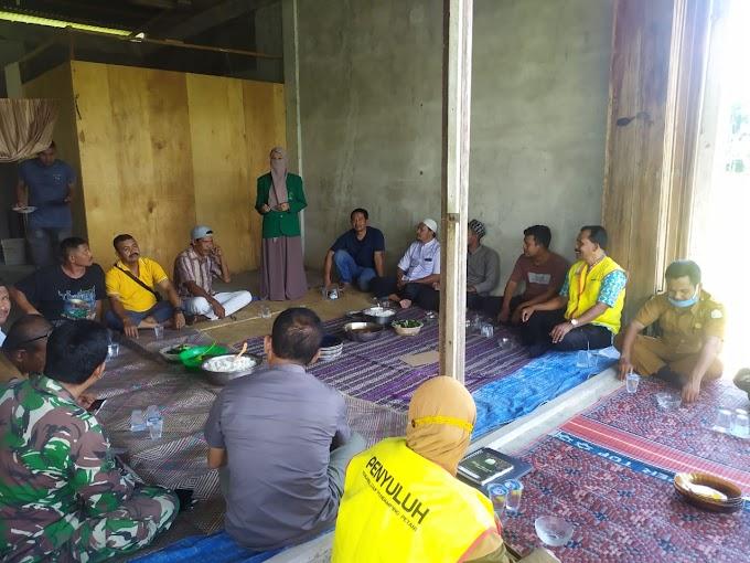 Mahasiswa Unimal KKN-BK 175 Lakukan Sosialisasi Penggunaan Pesstisida atau Organik di Desa Aceh Timur
