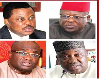 South East Governors Skeptical On Foreign Trips Over Nnamdi Kanu's Threat