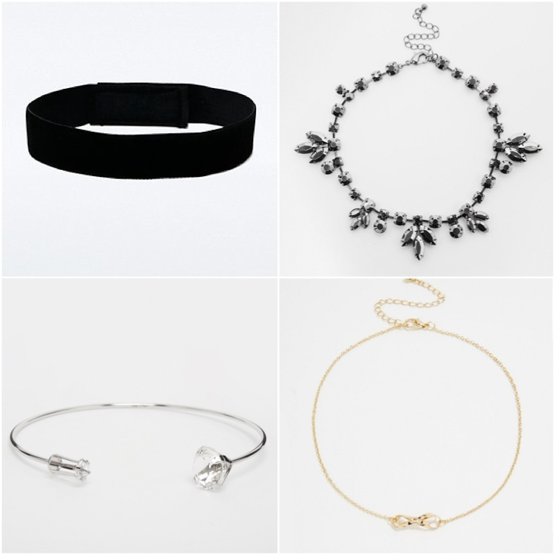 a few days away good quality official shop Tendance ''Choker''.. un come-back réussi ! - Le Dressing à ...