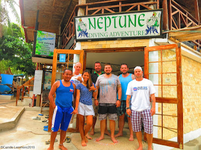 PADI IDC July 2016 in Moalboal, Philippines has been completed