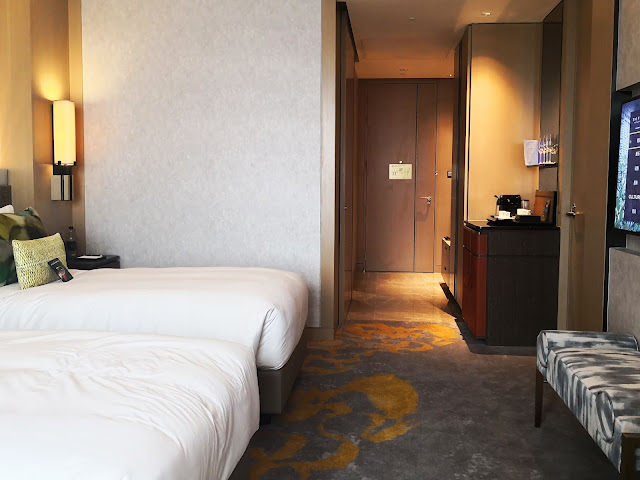 Sofitel Singapore City Centre Rooms