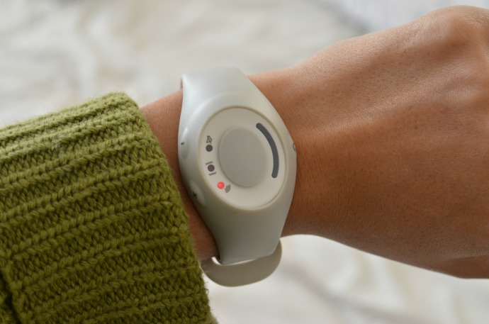 Babble band, wearable baby monitor, summer infant
