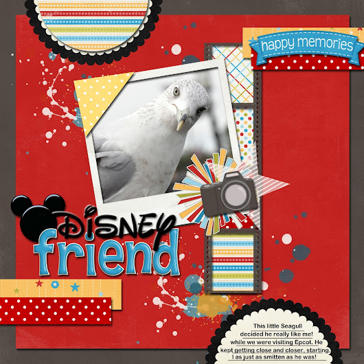 Disney Friend