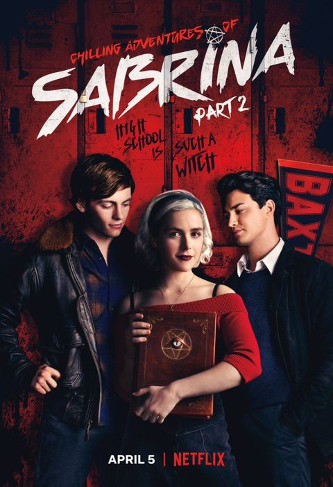 Las Escalofriantes Aventuras de Sabrina Temporada 2 Castellano // Latino // Subtitulado