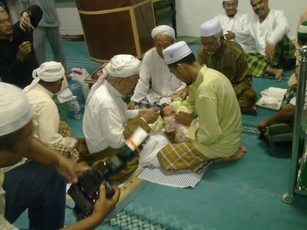 Tok%2BGuru Subuh di Masjid Tok Guru Pulau Melaka