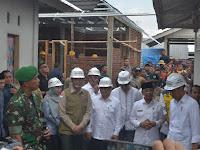 Rumah Tahan Gempa di NTB, Jokowi: Cepat Selesaikan