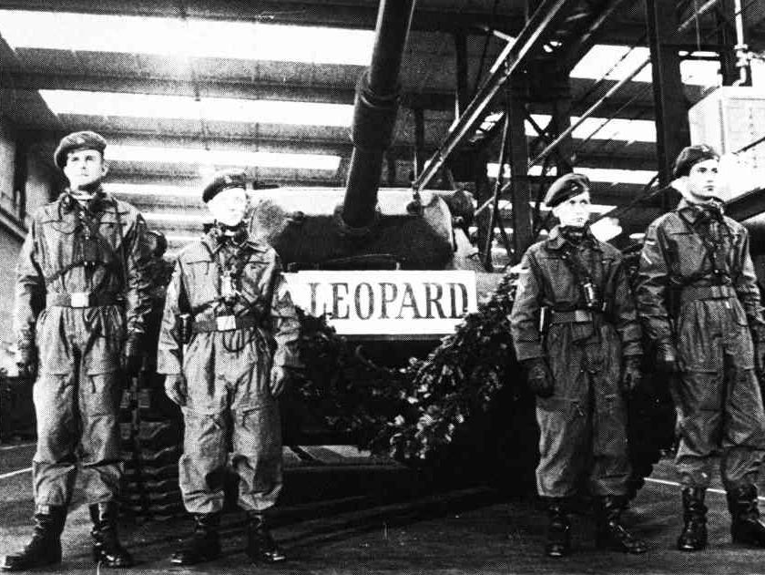 9 сентября 1965 г. Первый серийный танк «Леопард»