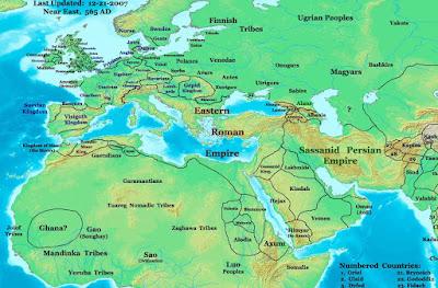 DIBALIK KEHANCURAN KERAJAAN PERSIA