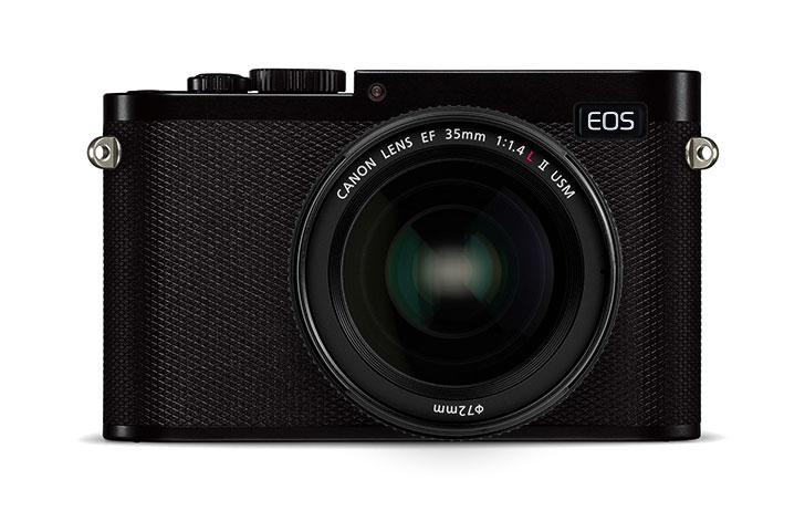 Фанатское представление о дизайне полнокадровой беззеркальной камеры от Canon