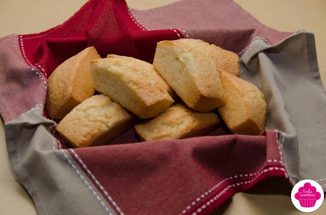 Petits gâteaux de Savoie sans gluten et sans lactose