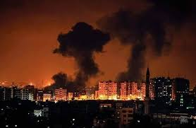 إطلاق ناري اسرائيلي على قطاع غزة، والمقاومة الفلسطينية ترد في اطار امكانياتها.