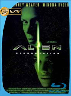 Alien 4 (1997) HD [1080P]latino[GoogleDrive] DizonHD