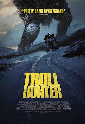 Póster película Troll Hunter - 2010