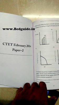 Sample of CTET book by Himanshi Singh