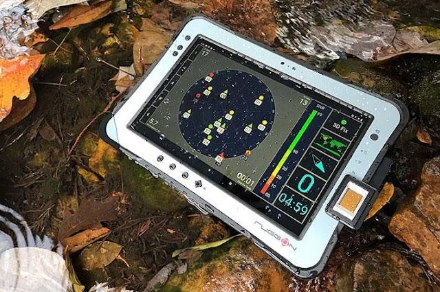 SOL PA501 RuggON'dan güçlü yok edilemez 10.1 tablet